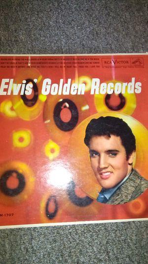 Elvis golden records for Sale in Fresno, CA