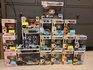 Funko Pops television (Supernatural, Firefly, star Trek and more) for Sale in Austin, TX