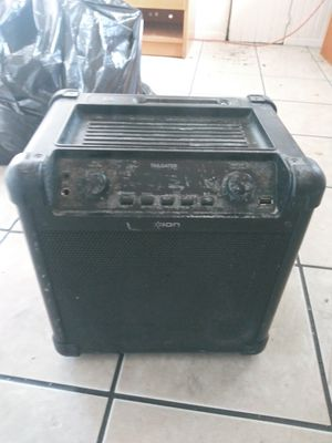 Ion blutooth speaker/ Radio for Sale in Modesto, CA