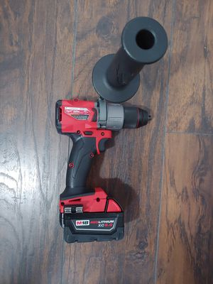 Milwaukee hammer drill and Battery 2804-20 for Sale in Stratford, CT