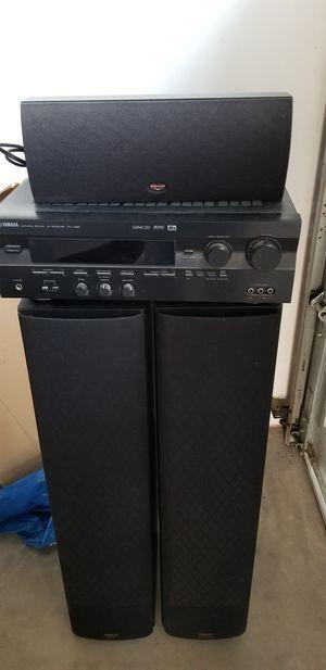 Klipsch surround sound for Sale in San Diego, CA