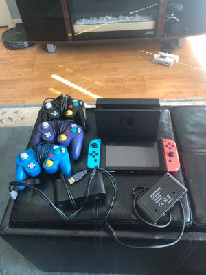 Nintendo switch bundle OBO for Sale in Chicago, IL