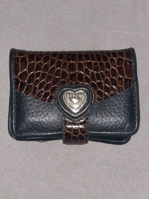 Brighton Bellissimo Heart Collection Small Wallet for Sale in Jan Phyl Village, FL