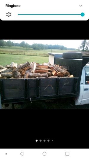 seasoned chord of fire wood for Sale in Staunton, VA