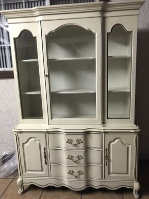 Original French hutch for Sale in Rancho Cucamonga, CA