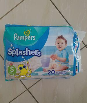 Pampers Splashers Swim Diapers for Sale in Carol Stream, IL