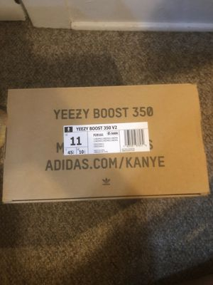 Yeezy Boost 350 Lundmark used. for Sale in Buffalo, NY