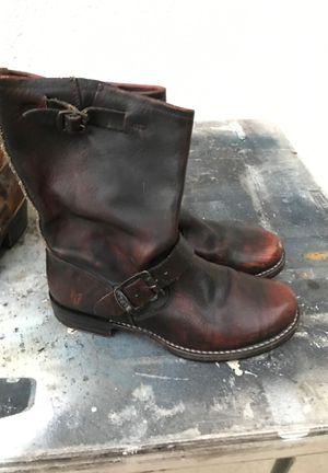 Frye boots women size 7 for Sale in San Dimas, CA