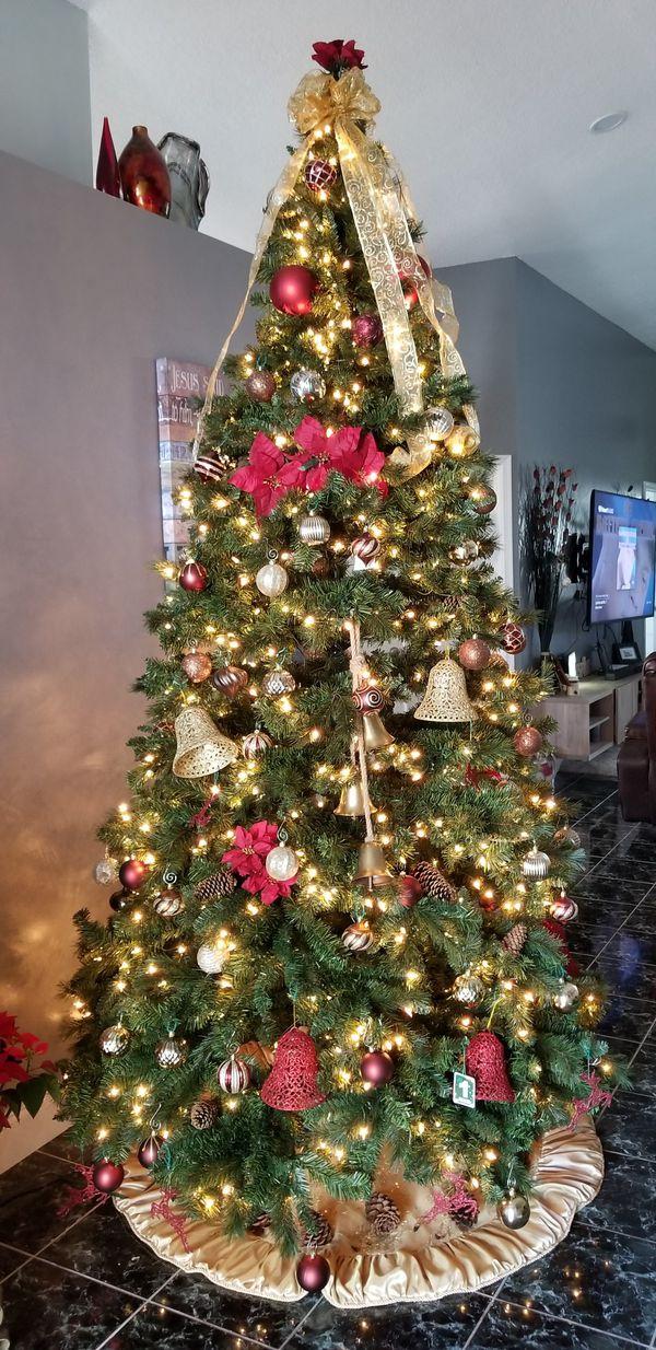 Christmas Tree 9 ft tall
