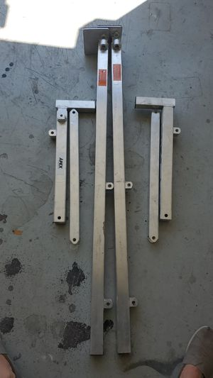 Aluminum ladder rack 25$ for Sale in Glendale, AZ