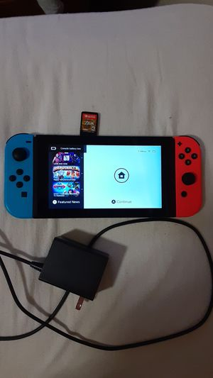 Nintendo switch for Sale in Stanwood, WA