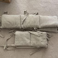 4 Crib Liners for Sale in Upper Marlboro,  MD
