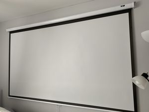 Projector Screen 📺 for Sale in San Diego, CA