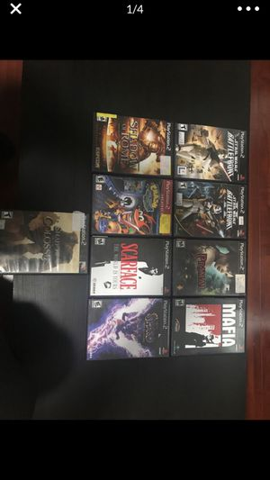 PlayStation 2 Games for Sale in Wood Dale, IL