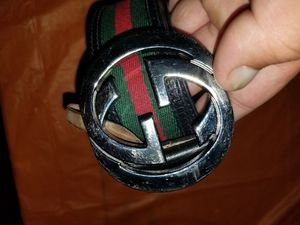 100% authentic Gucci belt 8/10 condition  serious buyers only please and thanks for Sale in Everett, WA