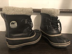 Kids Sorel Boots for Sale in Cliffside Park, NJ