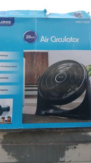 "Brand new 20"" air circular Fan ready for Sale in Hesperia, CA"
