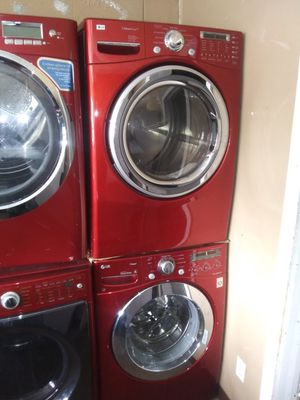 LG washer and electric dryer for Sale in New Britain, CT