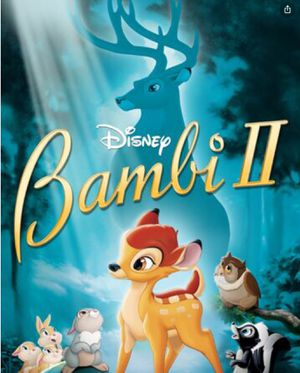 BRAND NEW BAMBI 2 MOVIE for Sale in Lynwood, CA