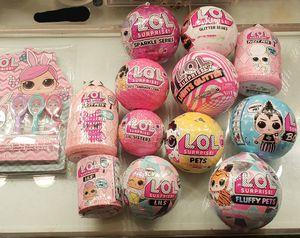 LOL SURPRISE! Balls for Sale in San Antonio, TX