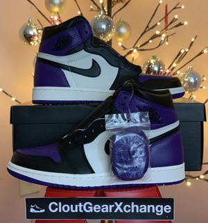 Jordan 1 Retro High Court Purples BRAND NEW! for Sale in Reston, VA