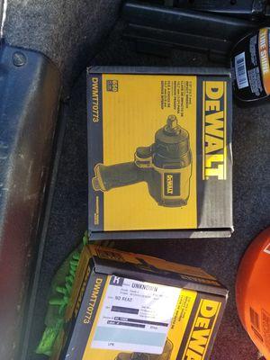 Dewalt torque wrench for Sale in Stockton, CA