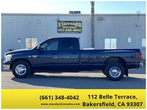 2007 Dodge Ram 3500 Quad Cab for Sale in Bakersfield, CA