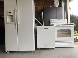 Appliance Set for Sale in Santa Maria, CA