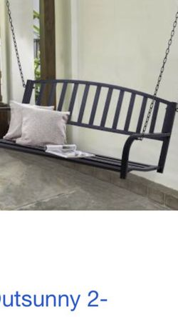 outdoor porch swing for Sale in National City,  CA