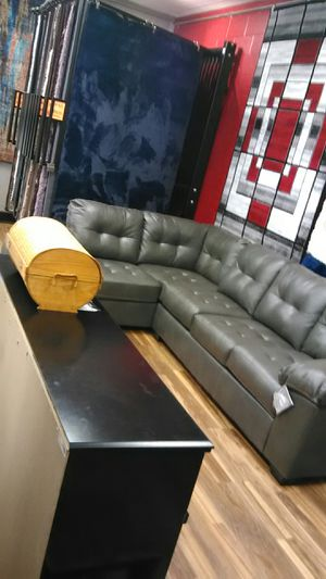 Beautiful sofa $39 down! Other couch and love seat saves here for Sale in Indianapolis, IN