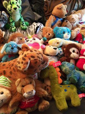 Stuffed Animal bundle for Sale in Glen Burnie, MD