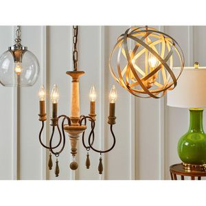 Armande Candle Style Chandelier- size small- see pics for Sale in Plano, TX