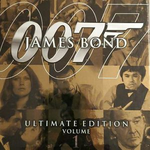 James Bond Ultimate Edition Volume 1 for Sale in Vienna, VA