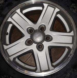 "Jeep 16"" rim for Sale in Des Plaines, IL"