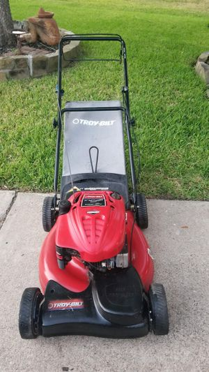 Troy-bilt lawnmower for Sale in North Richland Hills, TX