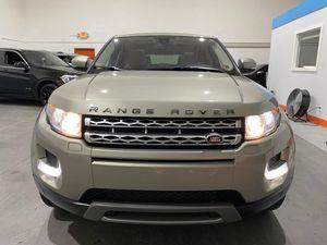 2013 Range Rover Evoque for Sale in Miramar, FL