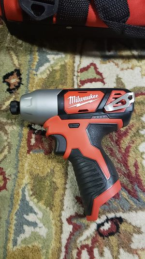 Brand new Milwaukee impact driver and drill for Sale in Chicago, IL