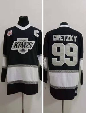 Brand new Los Angeles Kings Jersey Gretzky Size SMALL to 3XL for Sale in Beverly Hills, CA