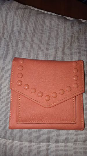 Foldable wallet never used it $5 firm for Sale in Compton, CA