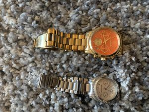 Two Michael Kors watches for Sale in West Windsor Township, NJ