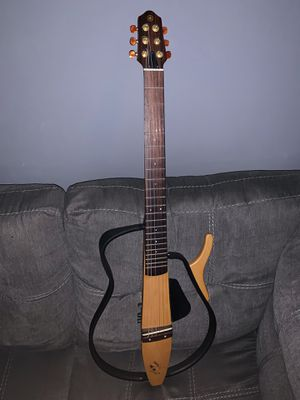 Yamaha Silent Guitar SLG100s (Steel) for Sale in Grayslake, IL