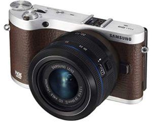 Samsung NX300 Digital Camera (like new) for Sale in Irvine, CA