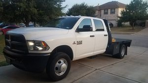 2018 ram tradesman LB DRW 4WD for Sale in Leander, TX