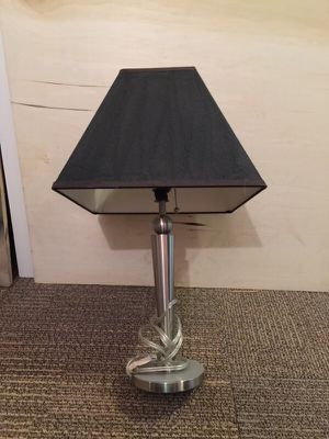 Lamp w/shade for Sale in Waltham, MA