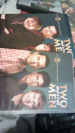 Two and half Men 6,7,8 seasons DVD's for Sale in Kissimmee, FL