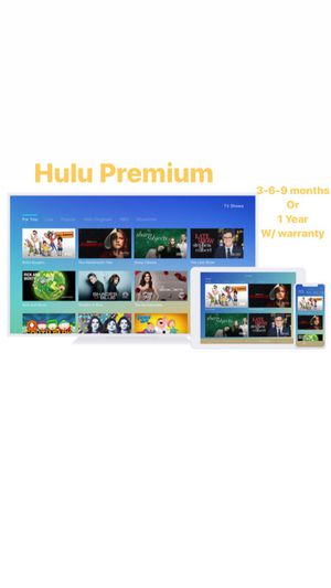 Hulu Premium for Sale in Virginia Beach, VA