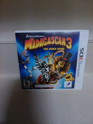 Madagascar 3 🤩 Nintendo 3DS for Sale in Silver Spring, MD