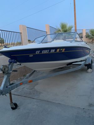 2007 bayliner open bow for Sale in Riverside, CA
