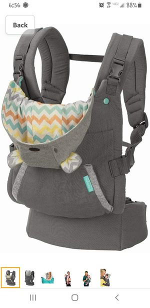 Brand new. Never used. Infantino cuddle up baby carrier for Sale in Lewisville, TX