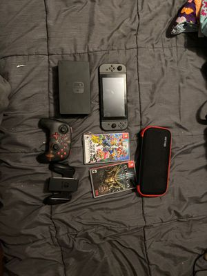 Nintendo Switch Bundle for Sale in Everett, WA